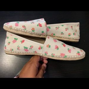 Coach Shoes - Brand New & Never Used Coach Canvas Floral Shoes